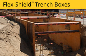 Shoring Trench Shoring Equipment Trench Safety Trench