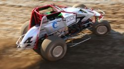 Damion Gardner Wins Historic 8th USAC/CRA Sprint Car Chamionship